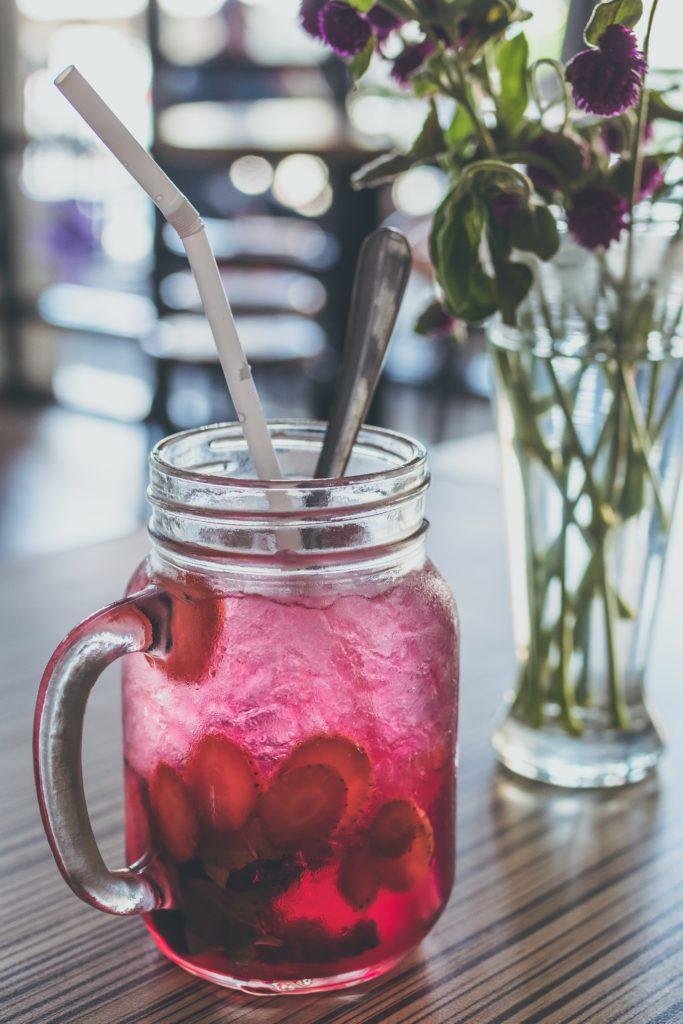 Pít dosytosti můžete ředěné ovocné džusy