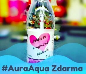 auraaqua voda zdarma