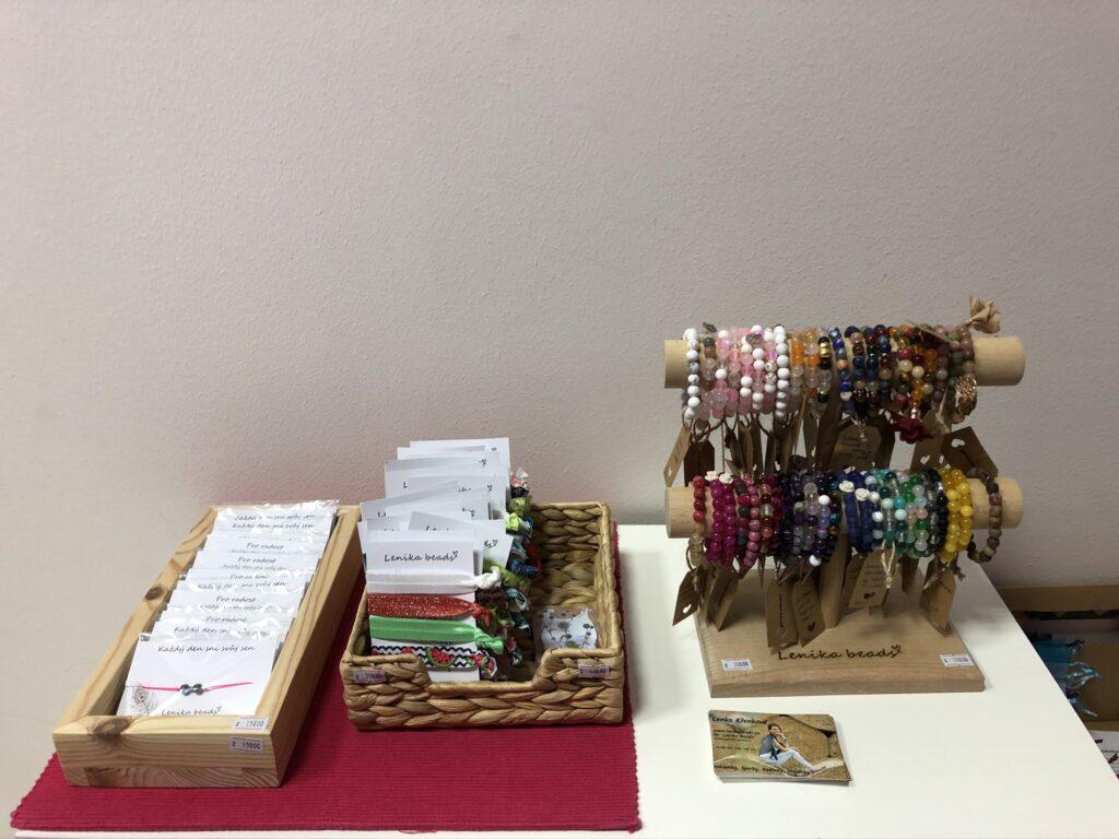 Šperky od Leničky