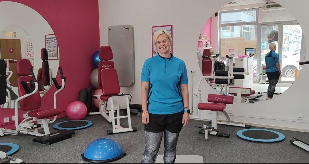 Výzva s Bárou – pro fitness zdatnost nám jen dvě X-ka nestačí