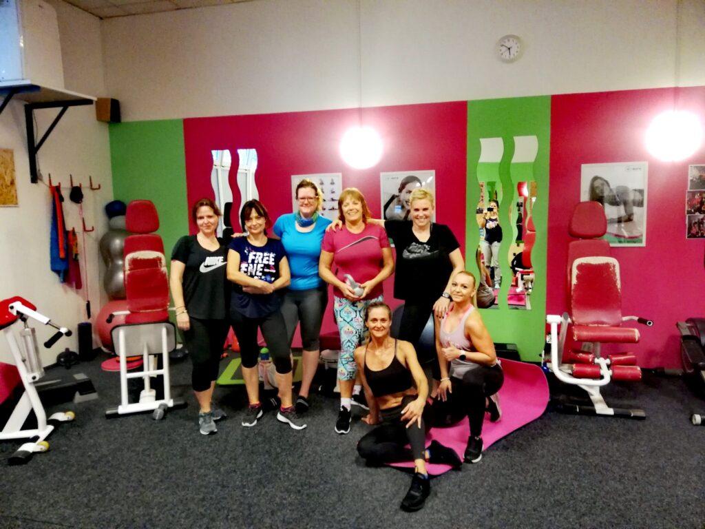 Práce ve fitness je pro Ivanu práce snů