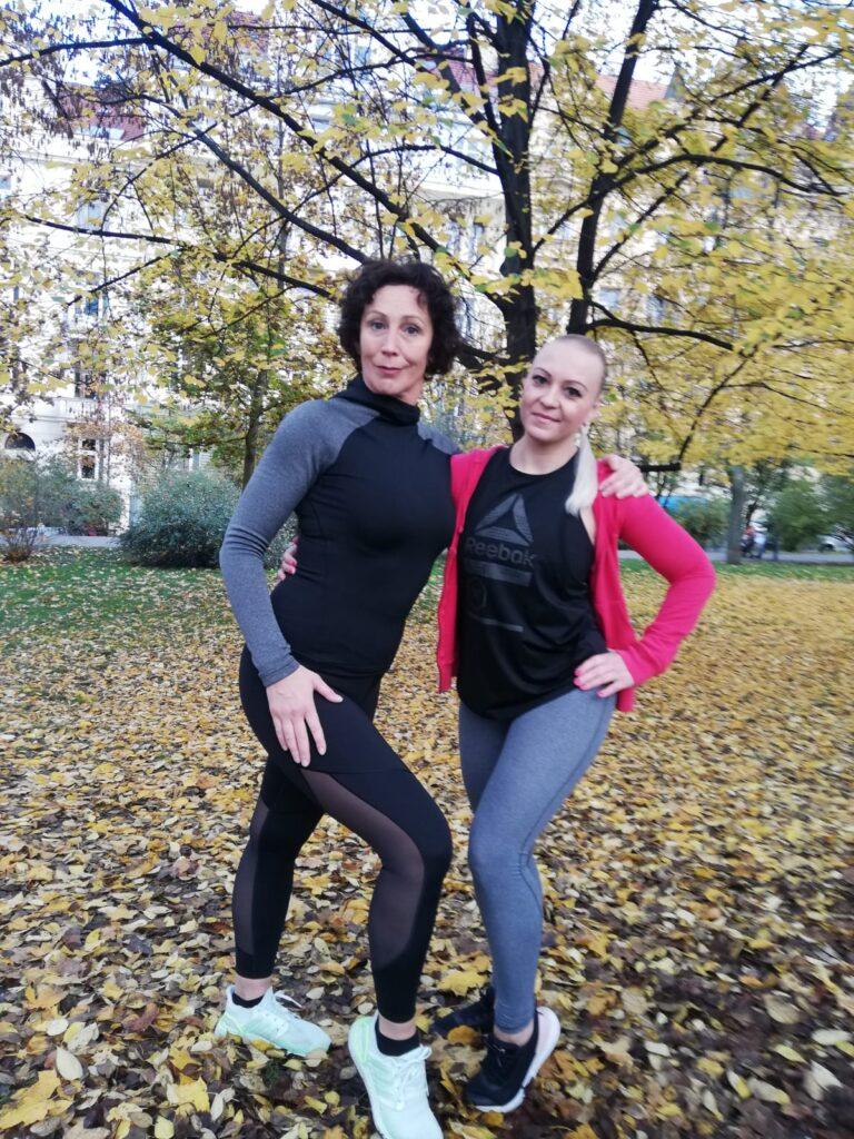 Do Aura fit jsem začala chodit nejen pro svoje zdraví a dobrý pocit, říká Kristýna Frejová