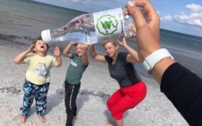 Léto v pohybu a soutěž o pitný režim