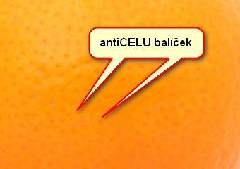 Skončete s celulitidou v Auře: chcete antiCELU balíček zdarma?